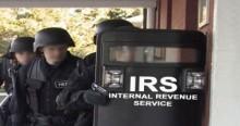 IRS, taxes, libertarian, non-aggression, SWAT team