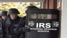 IRS, taxes, libertarian, non-aggression, SWAT team